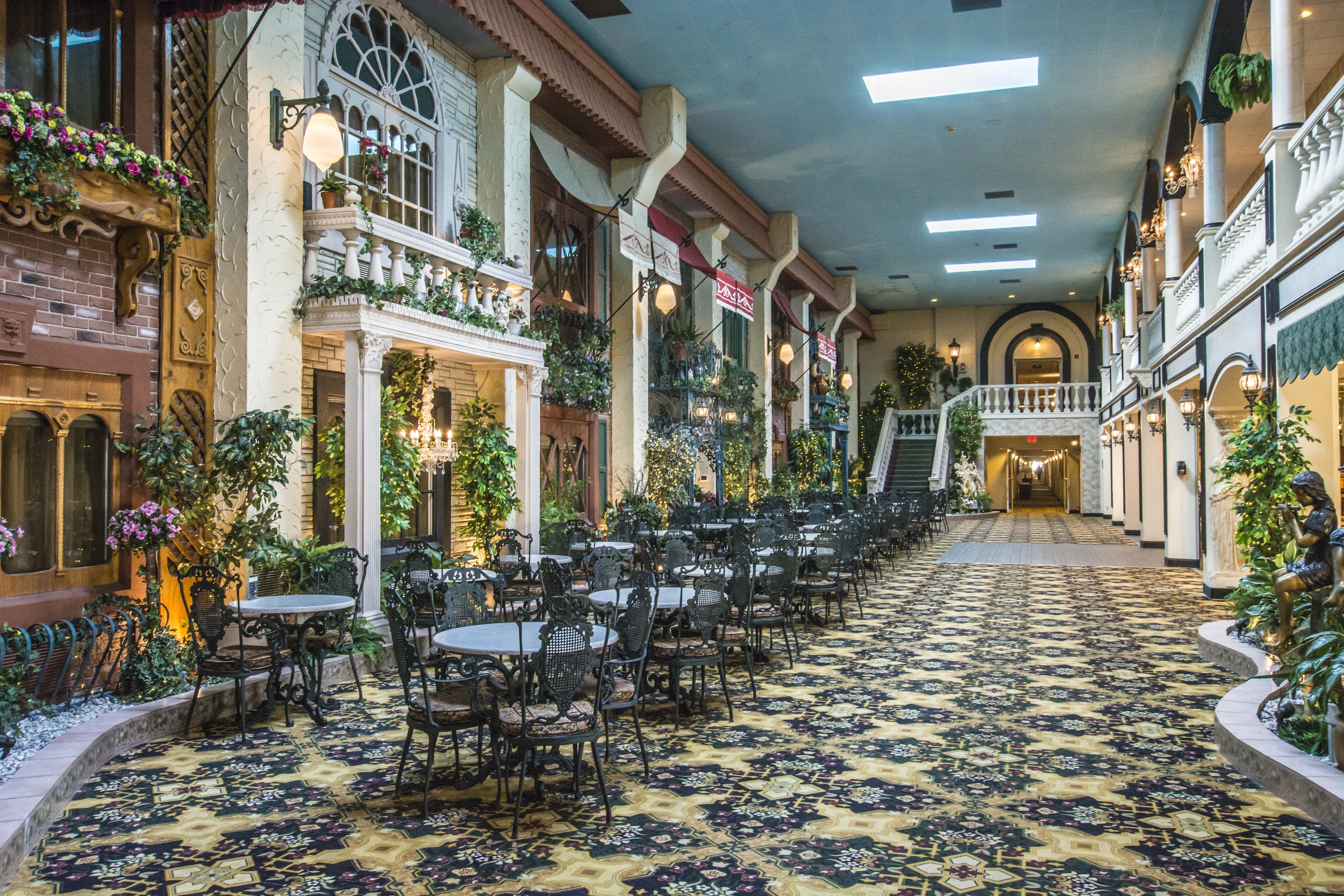 Getaway Packages The Garden Place Hotel